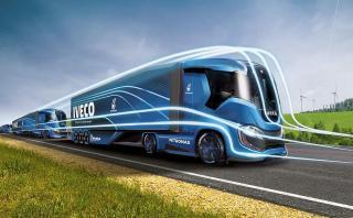 Así serán los camiones del futuro, según Iveco [FOTOS]