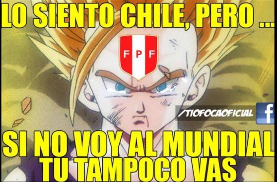 Perú vs. Chile: los memes previos al 'Clásico del Pacífico'