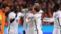 Francia venció por 1-0 a Holanda en Eliminatorias europeas