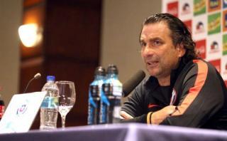 """Juan Antonio Pizzi: """"Sabemos que Perú será un rival complicado"""""""