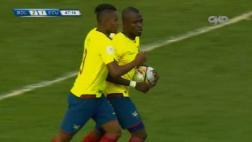 Ecuador empató ante Bolivia con este doblete de Enner Valencia