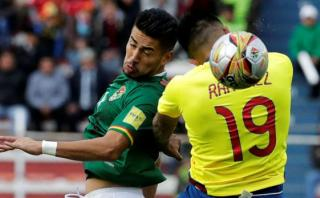 Bolivia y Ecuador empataron 2-2 en La Paz por Eliminatorias