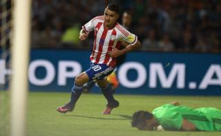El gol con el que Paraguay sorprendió a Argentina [VIDEO]