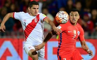 ¿Quién fue el peruano de menor rendimiento en duelo ante Chile?