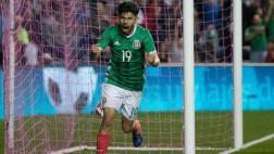 México derrotó 1-0 a Panamá en amistoso que terminó con bronca