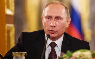 """Putin: """"Francia atiza la histeria en torno a Rusia"""""""