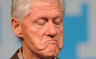 """Clinton responde a acusaciones de acoso: """"No me sorprendieron"""""""