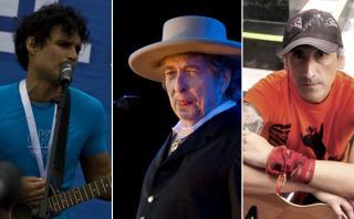 Bob Dylan: cantautores defienden el Nobel del músico