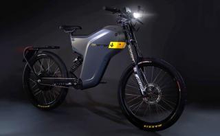 Greyp G12H: Bicicleta recorre 240 kilómetros con una sola carga