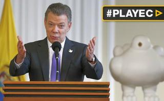 Santos amplió cese al fuego con las FARC hasta fines del 2016