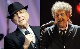 Leonard Cohen se pronuncia sobre el Nobel de Bob Dylan