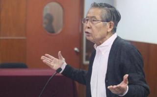 Fiscal pide 20 años para Fujimori por secuestro de Salinas Sedó