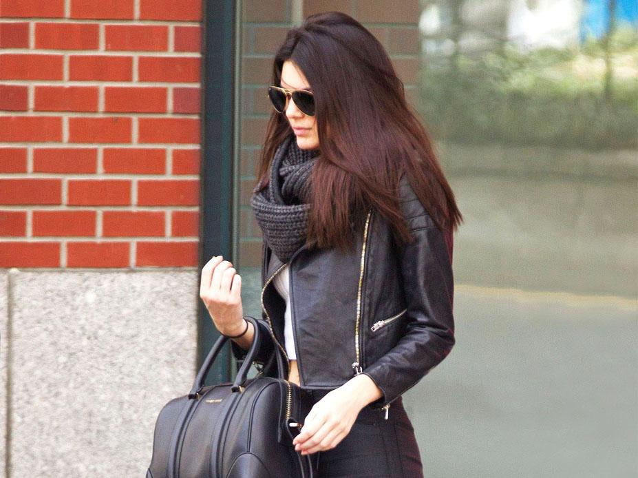 Te damos 10 tips para seguir el look de Kendall Jenner