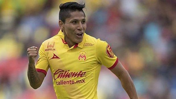 Con Ruidíaz: Morelia empató 1-1 ante Cruz Azul en Liga MX