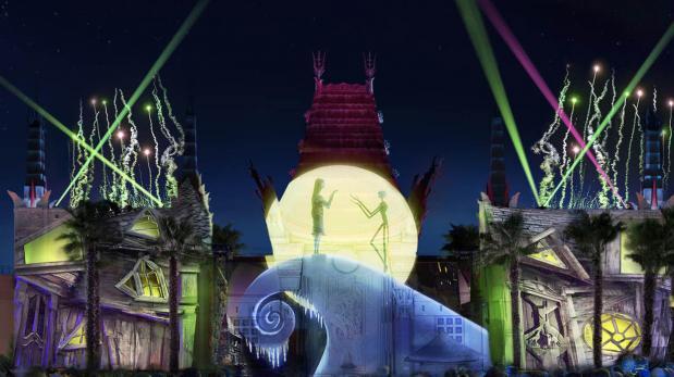 Disney anuncia su nuevo show navideño de luces y música