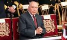 Fiscalía de Roma pide cadena perpetua para Morales Bermúdez