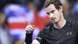 Andy Murray ganó a Simon y jugará final del Masters de Shanghái