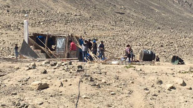Paramonga: sacan a invasores de sitio arqueológico Monte Grande