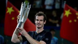 Andy Murray se coronó en China y ganó el Master de Shanghái