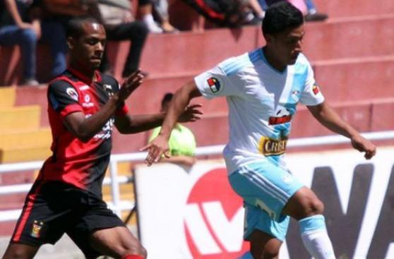 Sporting Cristal cayó ante Melgar en Arequipa por Liguilla A