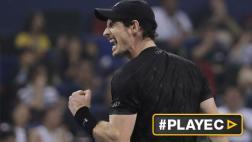 Andy Murray se ve destronando a Djokovic a inicios del 2017