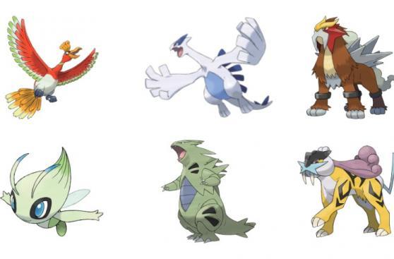 Pokémon Go: los pokémones de Johto que deberás capturar