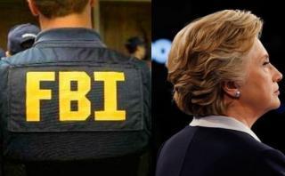 FBI revela nuevos documentos sobre correos de Hillary Clinton