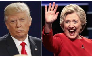 La abismal ventaja de Clinton sobre Trump entre los hispanos