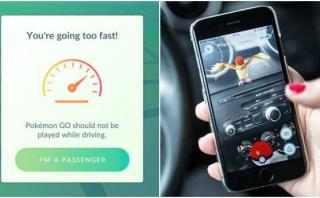 Pokémon Go: 'gamers' estarán impedidos de jugar en un vehículo