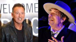 """Bruce Springsteen: """"Bob Dylan es un poeta y yo solo un viajero"""""""