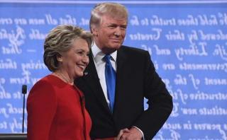 Hillary Clinton y Donald Trump se asemejan más de lo que parece
