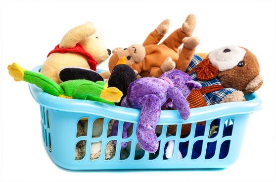 Manten limpios los peluches de tu casa y protege a tus hijos