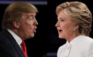 Clinton - Trump: Los momentos más álgidos del último debate