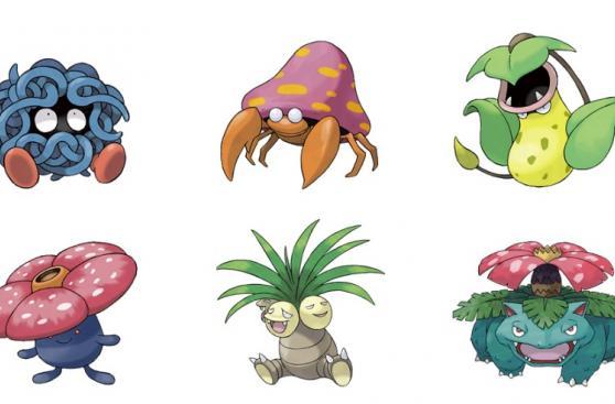 Pokémon Go: las criaturas tipo planta más poderosas del juego