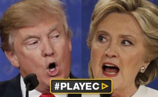 """Debate Clinton vs Trump: Así fue el """"tercer round"""" presidencial"""