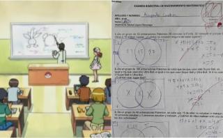 Profesor usa pokémones para captar la atención de sus alumnos