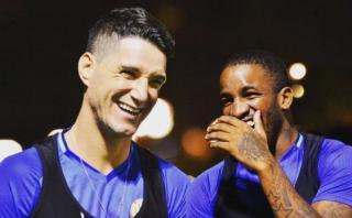 Jefferson Farfán: jugador de Al Jazira se despidió así de él