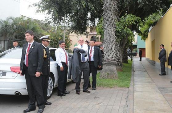 PPK se reunió con Alan García: mira las postales del encuentro