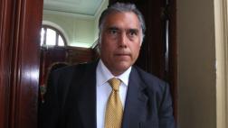 Francisco Boza fue liberado tras permanecer en fiscalía