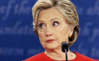 Clinton: Enviaron sobre sospechoso a su oficina de campaña