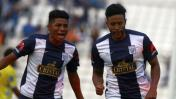 Alianza Lima ganó 2-0 a UTC de visita y acecha el cuarto lugar