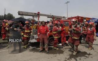 Plantean dar recursos a bomberos mediante pago de recibo de luz