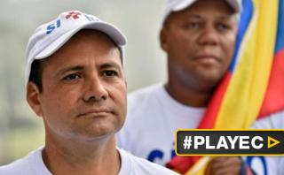 Colombia: Víctima de las FARC camina 450 km por la paz
