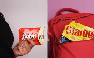 DIY: aprende a hacer un monedero con envolturas de dulces