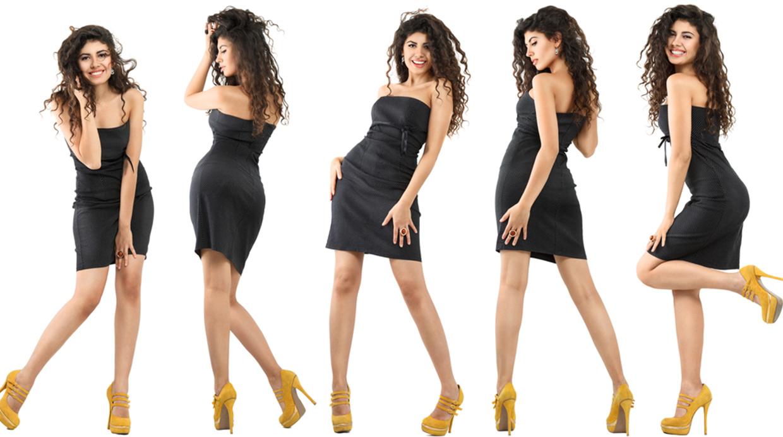 Looks para un vestido negro