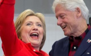 Cómo se hicieron millonarios los Clinton tras la bancarrota
