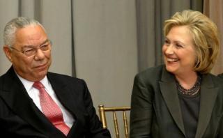 Otro golpe a Trump: Colin Powell anuncia que votará por Clinton