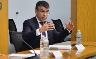 """Julio Guzmán en Harvard: """"Nunca dije que era el outsider"""""""