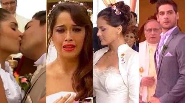 Al fondo hay sitio: frustradas y controvertidas bodas [VIDEOS]