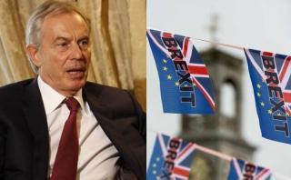 Tony Blair: Es posible segundo referéndum sobre el Brexit